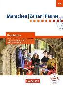 Cover-Bild zu Menschen Zeiten Räume - Geschichte 2. Differenzierende Ausgabe. Schülerbuch mit Online-Angebot. BW von Brokemper, Peter