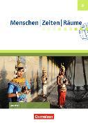 Cover-Bild zu Menschen Zeiten Räume 5./6. Schuljahr. Arbeitsheft mit Methodenheft von Brokemper, Peter