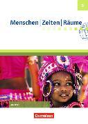 Cover-Bild zu Menschen Zeiten Räume 5. Schuljahr. Differenzierende Ausgabe. Arbeitsheft von Blaufuß, Katrin