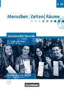 Cover-Bild zu Menschen-Zeiten-Räume - Gemeinschaftskunde 2. 9./10. Schuljahr. Differenzierende Ausgabe. Handreichungen für den Unterricht. BW von Brokemper, Peter (Hrsg.)
