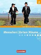 Cover-Bild zu Menschen Zeiten Räume 7./8. Schuljahr. Neue Ausgabe. Schülerbuch. NW von Berger-v. d. Heide, Thomas