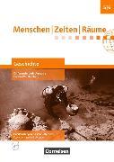 Cover-Bild zu Menschen Zeiten Räume - Geschichte 1. Differenzierende Ausgabe. Handreichungen für den Unterricht - Kopiervorlagen und Lösungen. BW von Brokemper, Peter