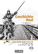Cover-Bild zu Geschichte real 5./6. SJ. Handreichungen für den Unterricht. NW von Brokemper, Peter