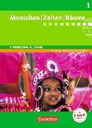 Cover-Bild zu Menschen Zeiten Räume 5./6. Schuljahr. Differenzierende Ausgabe. Schülerbuch. NW von Fink, Christine