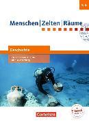 Cover-Bild zu Menschen Zeiten Räume - Geschichte 1. Differenzierende Ausgabe. Schülerbuch. BW von Brokemper, Peter