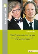 Cover-Bild zu Wim Wenders und Peter Handke (eBook) von Köster, Werner