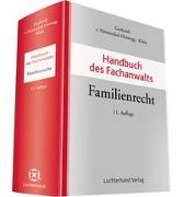 Cover-Bild zu Gerhardt, Peter: Handbuch des Fachanwalts Familienrecht