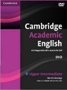 Cover-Bild zu Hewings, Martin: Cambridge Academic English B2 Upper Intermediate