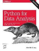 Cover-Bild zu Python for Data Analysis, 2e von McKinney, Wes