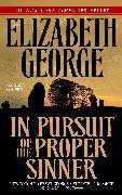 Cover-Bild zu George, Elizabeth: In Pursuit of the Proper Sinner