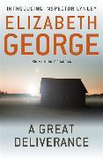 Cover-Bild zu George, Elizabeth: A Great Deliverance