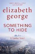 Cover-Bild zu George, Elizabeth: Something to Hide