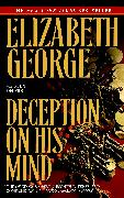 Cover-Bild zu George, Elizabeth: Deception on His Mind