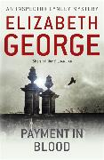 Cover-Bild zu George, Elizabeth: Payment in Blood