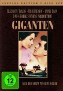 Cover-Bild zu Stevens, George (Reg.): Giganten