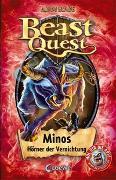 Cover-Bild zu Beast Quest 50 - Minos, Hörner der Vernichtung von Blade, Adam