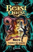Cover-Bild zu Beast Quest 19 - Necro, Tentakel des Grauens von Blade, Adam