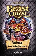 Cover-Bild zu Beast Quest 58 - Voltrex, das zweiköpfige Meeresmonster (eBook) von Blade, Adam