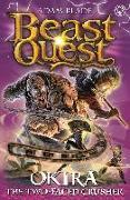 Cover-Bild zu Okira the Crusher (eBook) von Blade, Adam