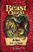 Cover-Bild zu Beast Quest 35 - Arbos, Fluch des Waldes (eBook) von Blade, Adam