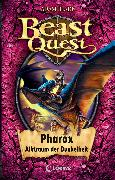 Cover-Bild zu Beast Quest 33 - Pharox, Albtraum der Dunkelheit (eBook) von Blade, Adam