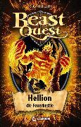 Cover-Bild zu Beast Quest 38 - Hellion, die Feuerbestie (eBook) von Blade, Adam