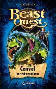 Cover-Bild zu Beast Quest 37 - Convol, der Wüstendämon (eBook) von Blade, Adam