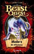 Cover-Bild zu Beast Quest 40 - Madara, die Höllenkatze (eBook) von Blade, Adam