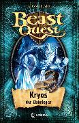 Cover-Bild zu Beast Quest 28 - Kryos, der Eiskrieger (eBook) von Blade, Adam