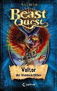 Cover-Bild zu Beast Quest 26 - Voltor, der Himmelsrächer (eBook) von Blade, Adam