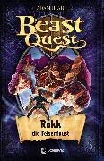 Cover-Bild zu Beast Quest 27 - Rokk, die Felsenfaust (eBook) von Blade, Adam