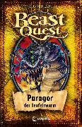 Cover-Bild zu Beast Quest 29 - Paragor, der Teufelswurm (eBook) von Blade, Adam