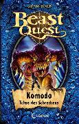 Cover-Bild zu Beast Quest 31 - Komodo, Echse des Schreckens (eBook) von Blade, Adam