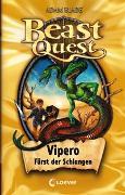 Cover-Bild zu Beast Quest 10 - Vipero, Fürst der Schlangen von Blade, Adam