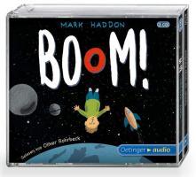 Cover-Bild zu Haddon, Mark: Boom!