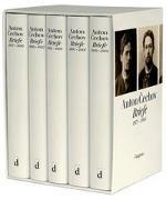 Cover-Bild zu Cechov, Anton: Briefe 1877-1904 in 5 Bänden in Kassette