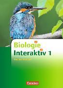 Cover-Bild zu Biologie interaktiv 1. Schülerband. NW