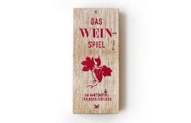 Cover-Bild zu Das Wein-Spiel
