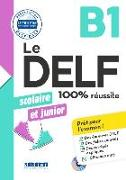 Cover-Bild zu Le DELF Scolaire. B1 - Übungsheft mit MP3-CD und Lösungen