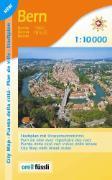 Cover-Bild zu Bern Zentrum. 1:10'000