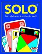 Cover-Bild zu Solo. Kartenspiel