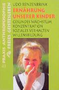 Cover-Bild zu Renzenbrink, Udo: Ernährung unserer Kinder