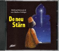 Cover-Bild zu De neu Stärn - Weihnachtsmusical von Hottiger, Markus