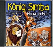 Cover-Bild zu König Simba - Monko in Not von Hottiger, Markus (Komponist)