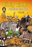 Cover-Bild zu König Simba - Freiheit ist nicht alles von Hottiger, Markus