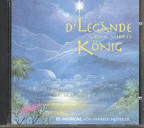 Cover-Bild zu D' Legände vom vierte König von Hottiger, Markus