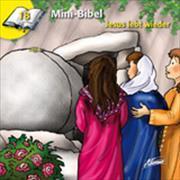 Cover-Bild zu Mini-Bibel 18. Jesus lebt wieder von Kündig, Claudia