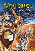 Cover-Bild zu König Simba - Monko in Not von Hottiger, Markus