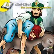 Cover-Bild zu Mini-Bibel 16. Der barmherzige Samariter von Kündig, Claudia