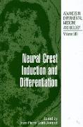 Cover-Bild zu Saint-Jeannet, Jean-Pierre (Hrsg.): Neural Crest Induction and Differentiation